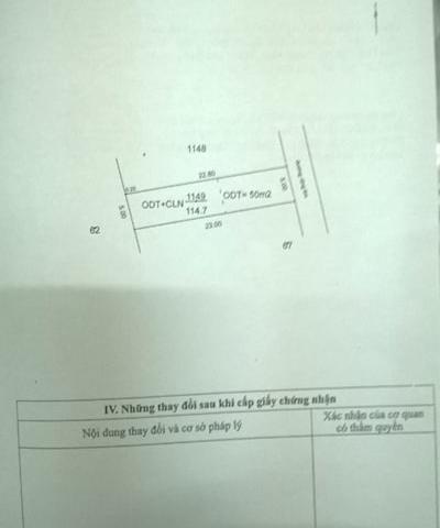 Bán đất thổ cư tại hẻm 30A, đường Giải Phóng, thành phố Buôn Ma Thuột, Đắk Lắk