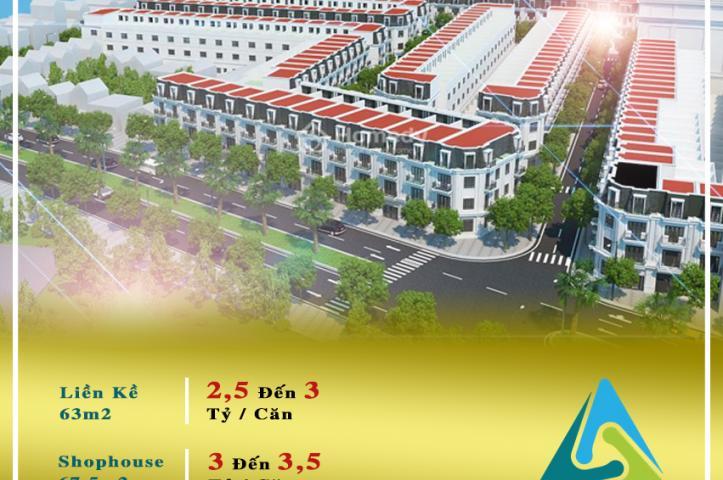 VIỆT PHÁT SOUTH CITY HẢI PHÒNG - GIÁ CHỈ TỪ 2 TỶ 6